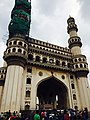 Charminar is a beautiful monument in Hyderabad.jpg