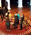 Chatting after - Washington Week taping - Hanna Theatre (28375386491).jpg