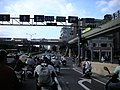 Chengde Road and Dunhuang Road intersection, Taipei 20081101.jpg