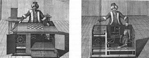 Johann Nepomuk Maelzel - von Kempelen's Chess Turk