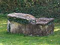 Chest tomb, St Michael's and All Angels Church - geograph.org.uk - 1218049.jpg