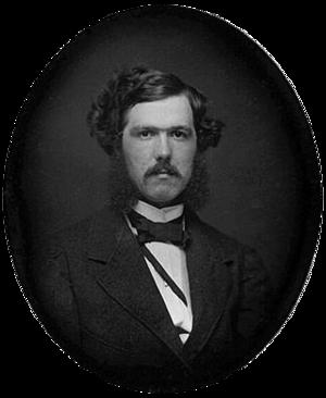 Chester Alan Arthur II - Chester Alan Arthur (1829 – 1886), photograph taken 1859