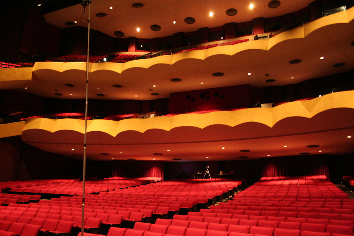 Chester Fritz Auditorium