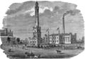 Chicago Water Tower & Pumping Station, published 1886.png