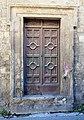 """Chiesa di San Pietro martire - Rieti - portale secondario """"del morto"""" 01.jpg"""