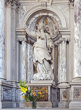 Mary of Clopas - Mary of Clopas - Sant'Andrea della Zirada Venice