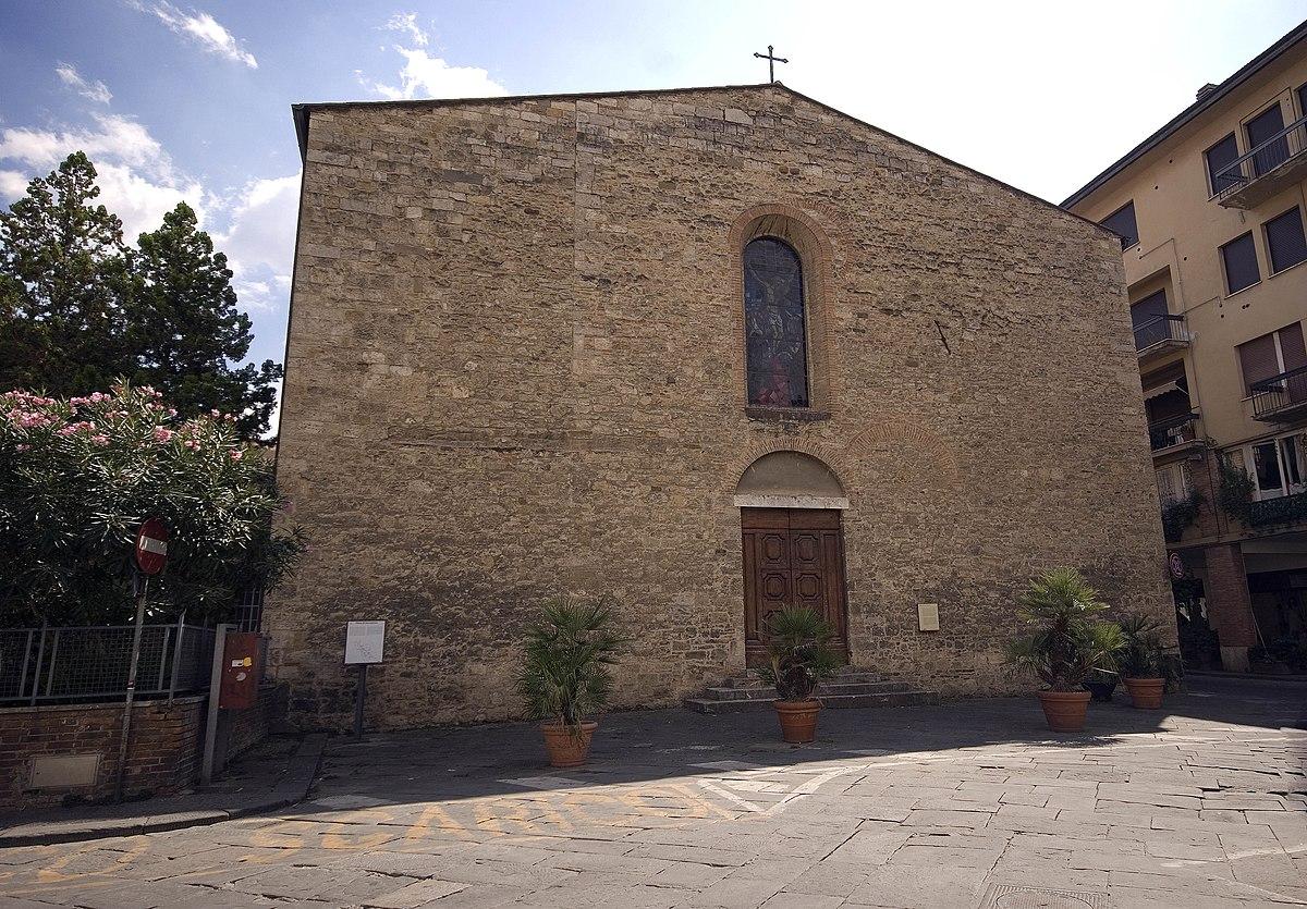 chiesa di san lorenzo poggibonsi wikipedia