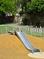 Children's slide, Shepherdess Walk - geograph.org.uk - 1298715.jpg