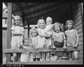 Children of miners. Kingston Pocahontas Coal Company, Exeter Mine, Big Sandy Housing Camp, Welch, McDowell County... - NARA - 540751.tif