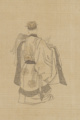 Chinese - The Twenty-Four Ministers of the Tang -T'ang- Dynasty Emperor Taizong -T'ai-Tsung- - Walters 3557 - Du Ruhui.png