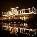 Chios Casino at Night, Cluj-Napoca, Romania.jpg