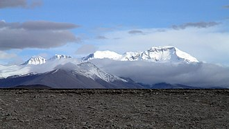 Cho Oyu - Viewing Cho Oyu via Tingri