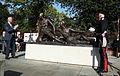 Chris Tarrant OBE & Lord-Lieutenant of Berkshire, Mr J Puxley, unveil the memorial.jpg