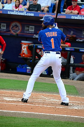 Chris Young, Mets, March 7, 2014 (13023737704).jpg