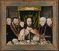 Christ Blessing, Surrounded by a Donor Family MET DP268547.jpg