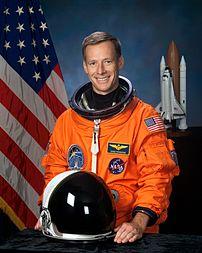 portrait astronaut christopher ferguson