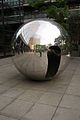 Chrome ball in Ginza.jpg