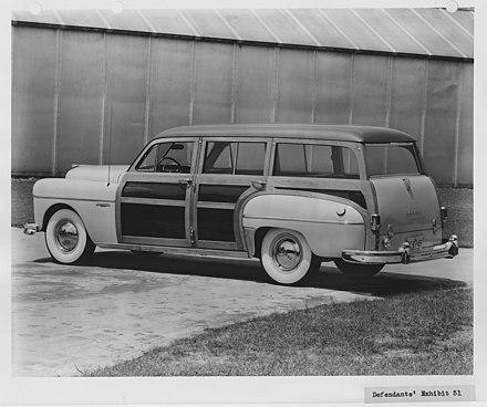 Dodge coronet wikiwand 1949 dodge coronet station wagon publicscrutiny Choice Image