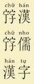 Chu Han - chu Nho - Han tu.png