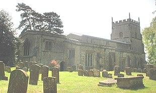 St Kenelm's parish church