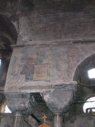 Feres, Evros - Image: Church Interior, Feres, Evros