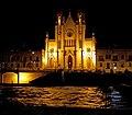 Church at Night (6952047251).jpg