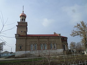 Church of Archangel Michael in Zhambul 15-45.JPG