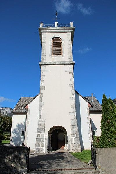 Church of Léaz