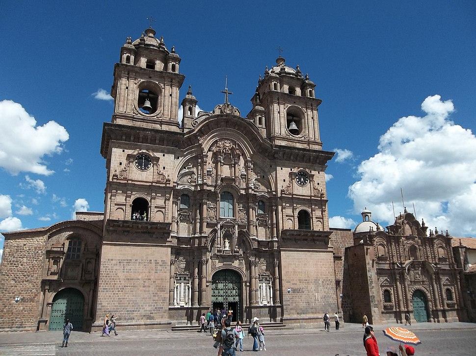 Church of the Society of Jesus (Cusco, Peru) 2013-03-31 002