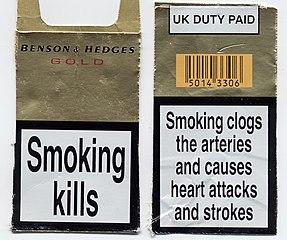 Antara rokok vs asuransi jiwa