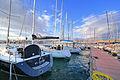 Circolo Nautico NIC Porto di Catania Sicilia Italy Italia - Creative Commons by gnuckx (5383700778).jpg