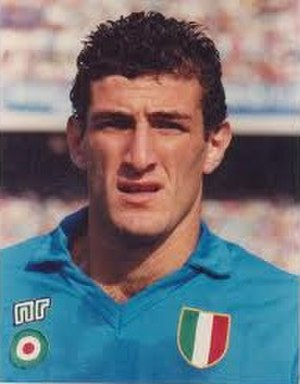 Ciro Ferrara - Ferrara with Napoli during the 1987–88 season
