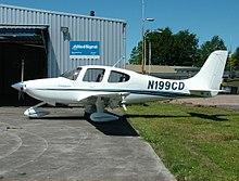 Cirrus SR20 - Cirrus SR20 - abcdef.wiki