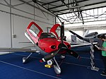 Cirrus SR22 - Bdg Air Fair 15 5-2016.jpg