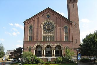 Chicopee, Massachusetts - Image: City Hall, Chicopee MA