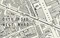 City Road tube station map, 1915.jpg