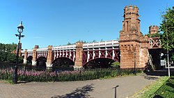 City Union Bridge, Glasgow, 2018-06-30 panorama.jpg