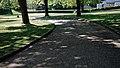 City of London Cemetery Columbarium to Modern Crematorium road 2.jpg