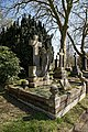 City of London Cemetery and Crematorium ~ Hammond; Dowell; Hallam; Webb monument.jpg