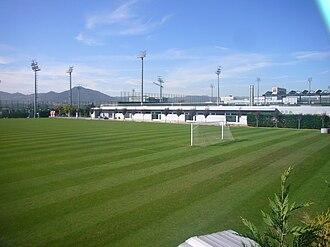 Ciutat Esportiva Joan Gamper - Grass pitch, number 4