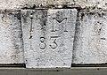 Clé de liinteau, datée de 183.jpg
