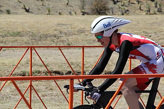 Clara Hughes - Hughes on 2011 Tour of the Gila