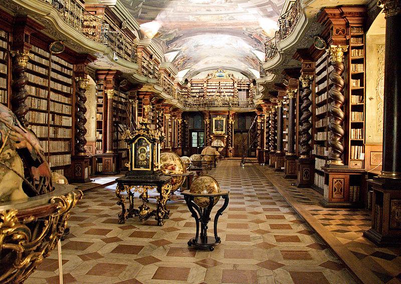 Lugares para visitar em Praga