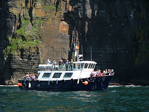 Cliffs of Moher - Cliffs of Moher Cruise