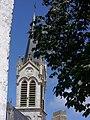 Clocher de l'église de La Couarde.jpg