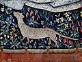 Cluny-Dame à la licorne-Detail 12.JPG