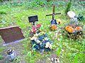 Cmentarz na Barbarce w Toruniu, mogiły indywidualne3.jpg