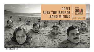 Sumaira Abdulali - Coastal sand mining side event at CBD CoP11