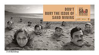 Sumaira Abdulali - Coastal sand mining side event at CBD CoP11