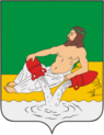 Coat of Arms of Velikiy Ustyug (Vologda oblast) (2000).png